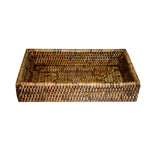 Guest Towel Tray - Antique Brown