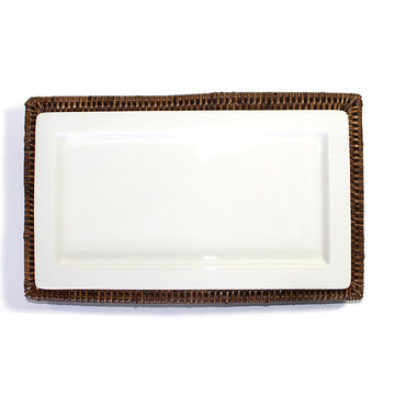 Rectangular Platter Medium 12x7x1