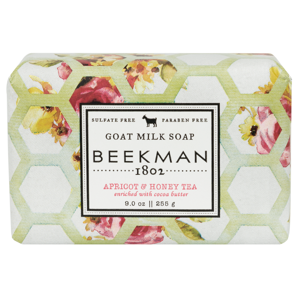 Apricot & Honey Tea Bar Soap