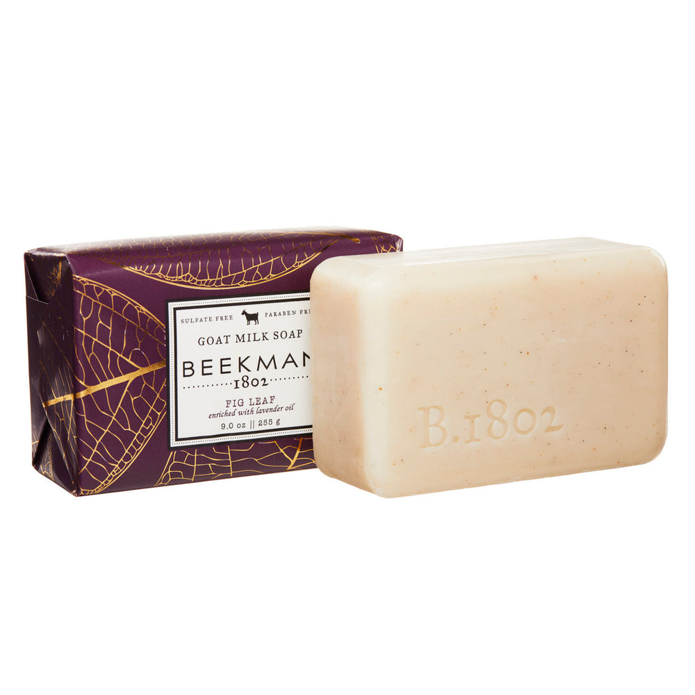Fig Leaf Bar Soap