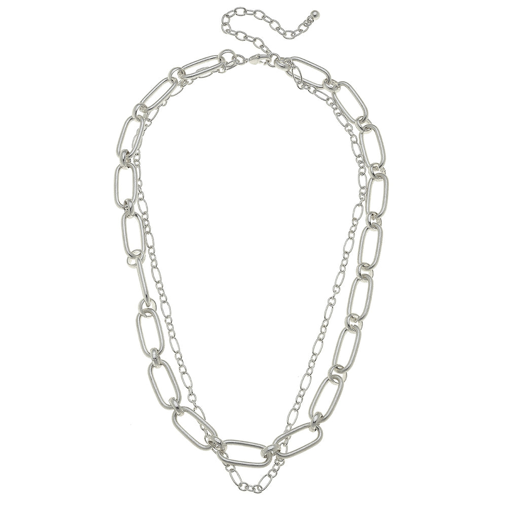Everly Layered Chain Necklace