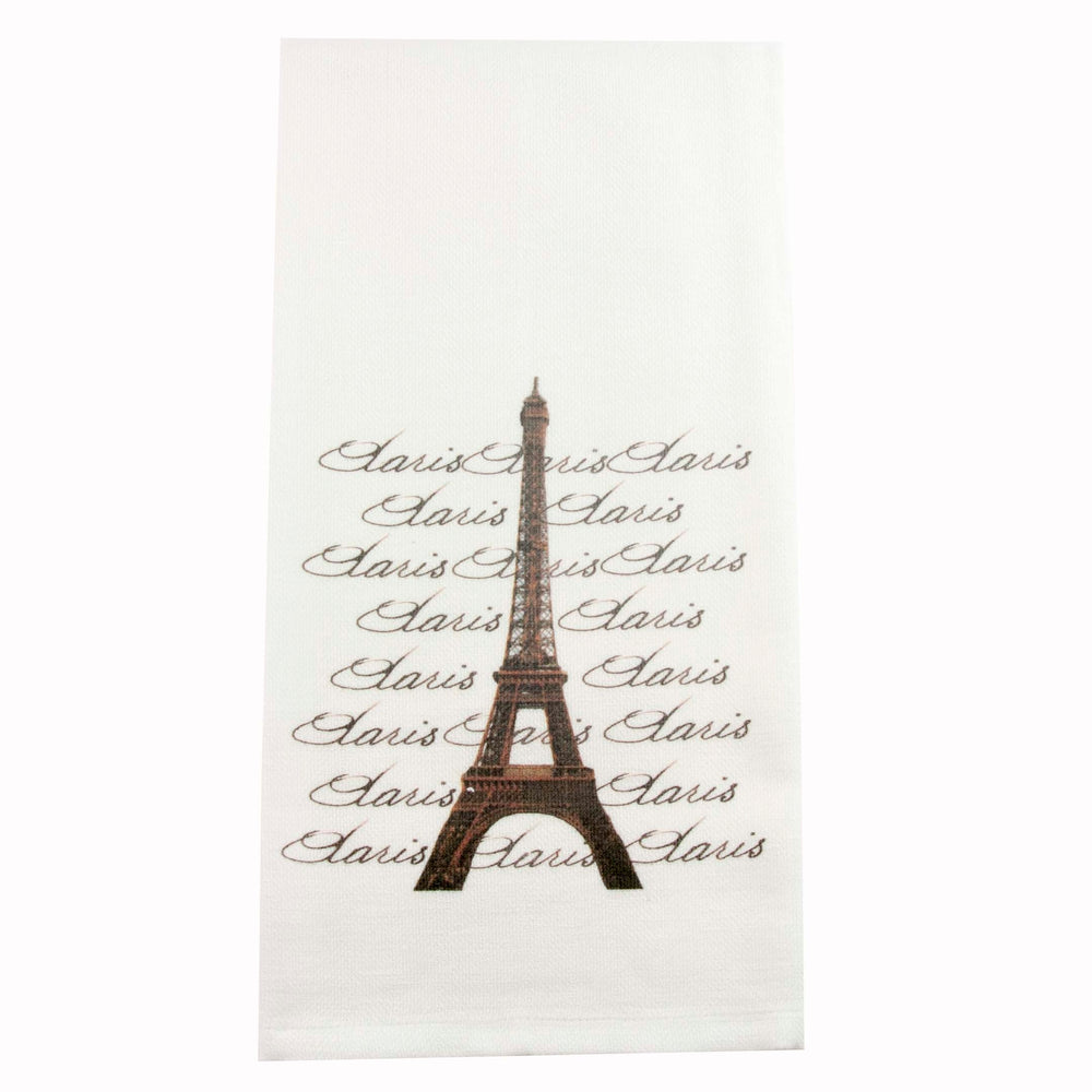 Eiffel Tower Kitchen Towel
