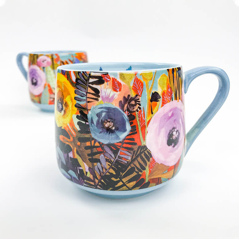 Porcelain Design Mugs