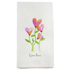 Grow Love Kitchen Towel