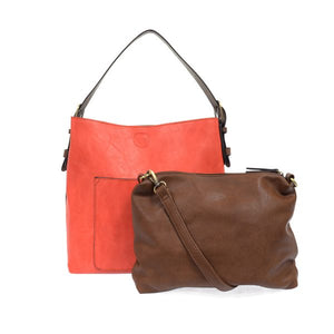 Sydney Hobo Vegan Leather Bag