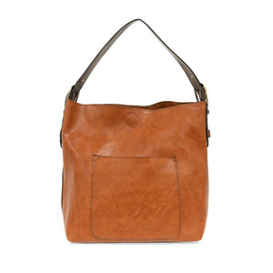 Load image into Gallery viewer, Classic Chickory Hobo Vegan Leather Handbag
