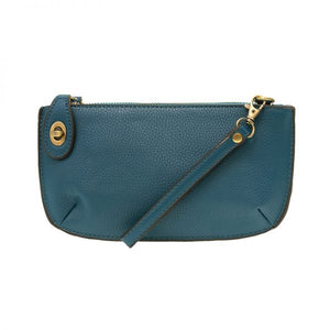 Kate Peacock Vegan Leather Mini Clutch