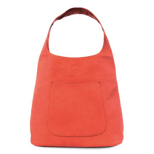 Molly Relaxed Hobo Vegan Leather Bag
