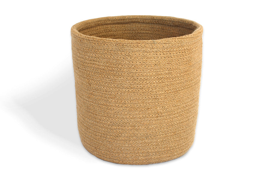 Trash Bin - All Natural Jute - Blue Rooster Trading