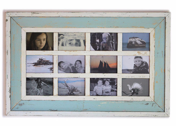 "Copy of 12-Pic Frame 34x21.5"" - Pale Blue"
