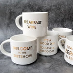Drinkware Tagged Mugs