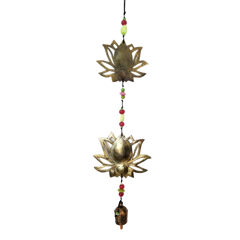 Double Lotus Chime