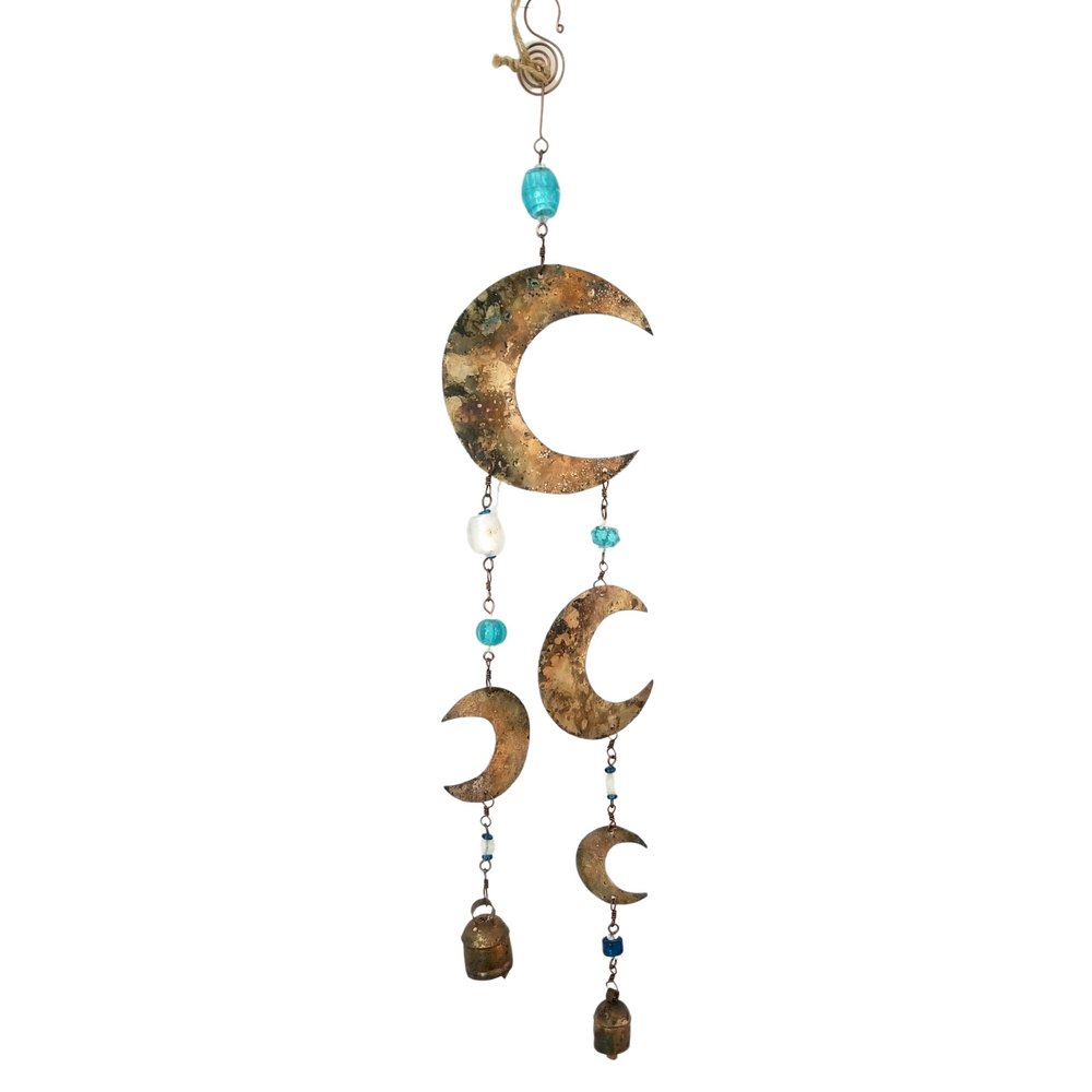 Four Moon Metal Chime