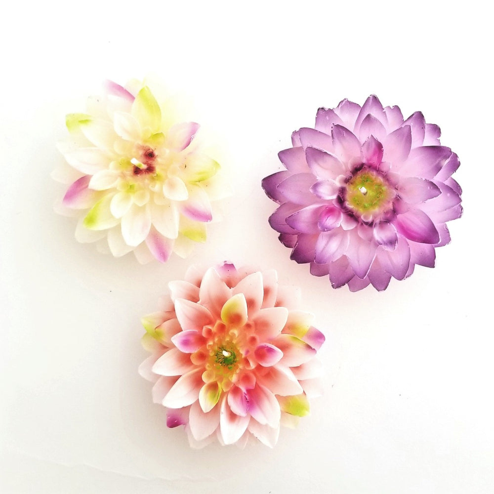 Load image into Gallery viewer, Dahlia Candles Assortment