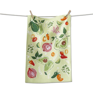 Load image into Gallery viewer, Avocado Dishtowel