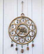 Elephant Brass Wind Chime