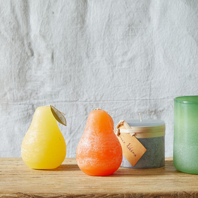 Pear Timber Candles
