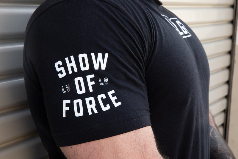 Show Of Force Comp Tee
