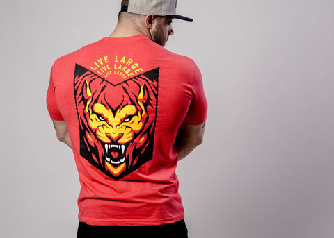 Red Lion Tee