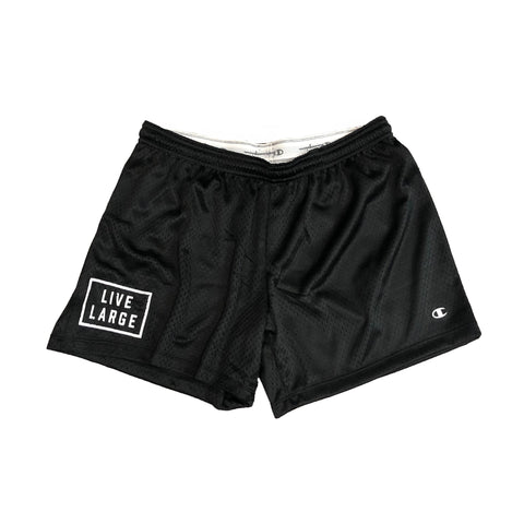 Women's Champion Mesh Squat Shorts