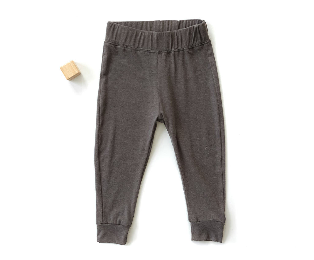 Infant Lounge/ Pajama Pants | Charcoal