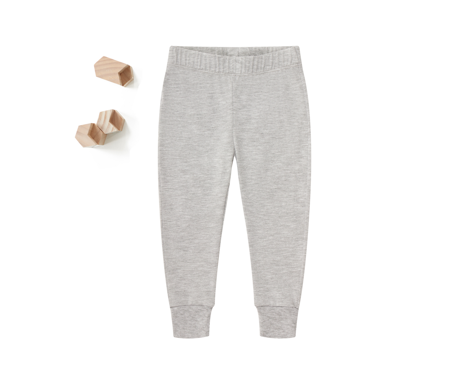 ZO & AV Little Lounge/ Pajama Pants | Heather Gray