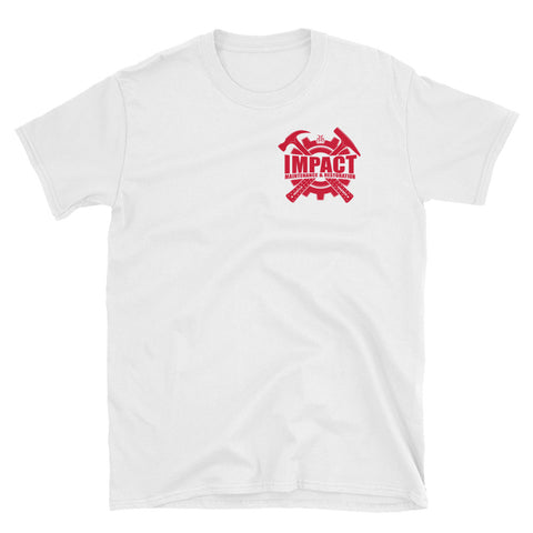Impact Maintenance (Red) Unisex T-Shirt