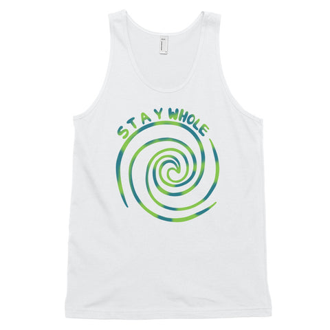 StayWhole Unisex Tank Top