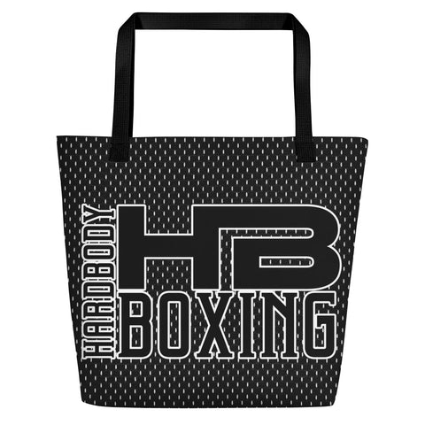 HardBody Boxing Tote Bag