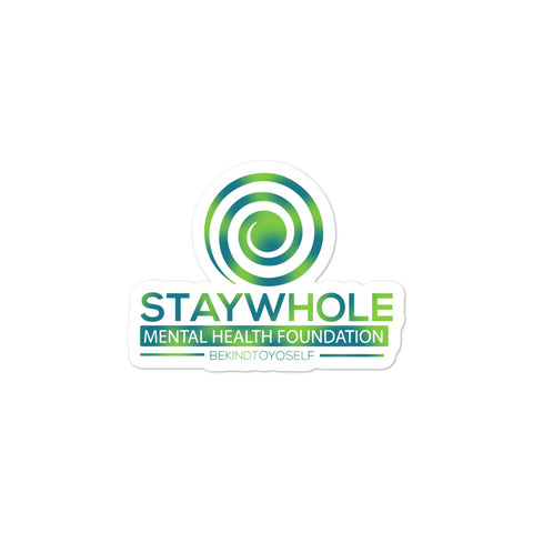 StayWhole Bubble-Free Sticker
