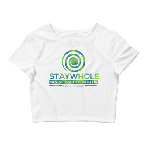 StayWhole Crop Top