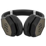 Hustle Harder Bluetooth Headphones Gold/BLK HH