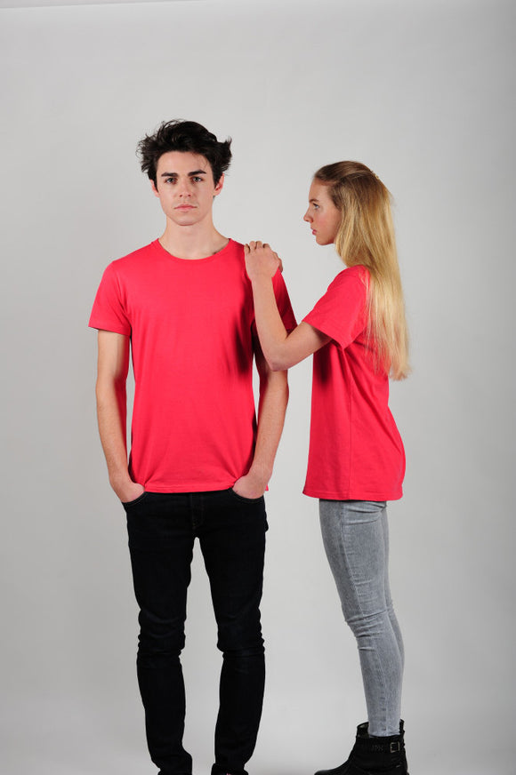 Unisex / Men's Fairtrade Organic Styled Cut T-Shirt