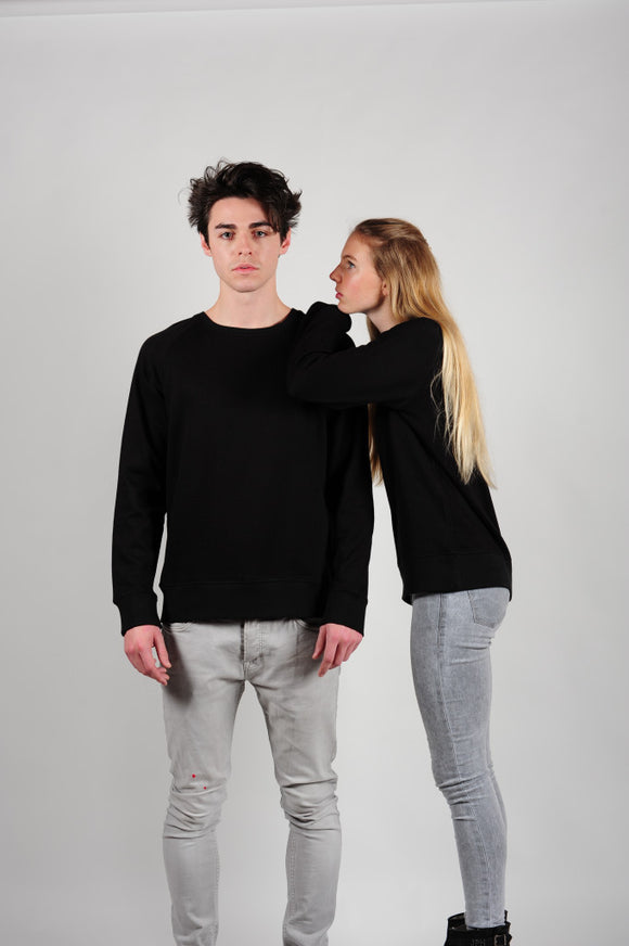 Mens/Unisex Fairtrade Organic Sweatshirt