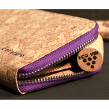 Cork Clutch Wallet | Wristlet