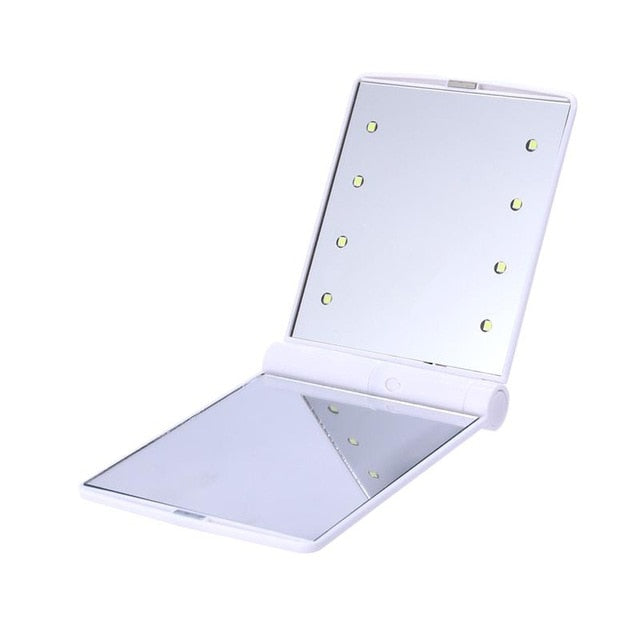 Makeup Mirror with 8/16 LEDs Cosmetic Mirror