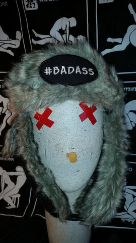 330d29f405c Elemers FUDD winter hats you Wascally Wabbits! Plush faux fur lined dog ear  style ear
