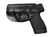 Ruger SR9 Full Size 9mm IWB Kydex Gun Holster