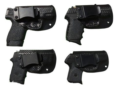 Springfield Armory XD9/40 MOD2 Compact IWB Kydex Gun Holster