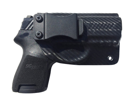 Sig Sauer P320 X5 9MM Full Size IWB Kydex Gun Holster