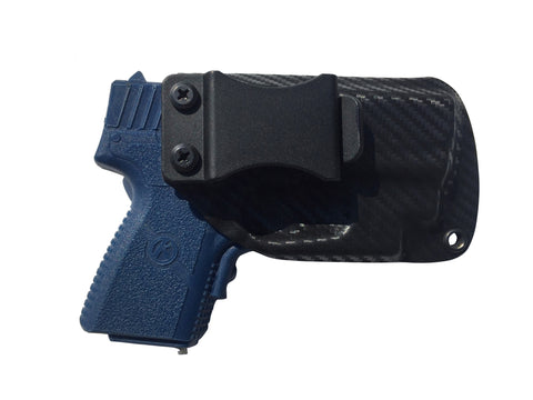 Kahr CW9 9MM IWB Kydex Gun Holster
