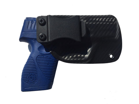 Taurus 709s Slim 9mm IWB Kydex Gun Holster