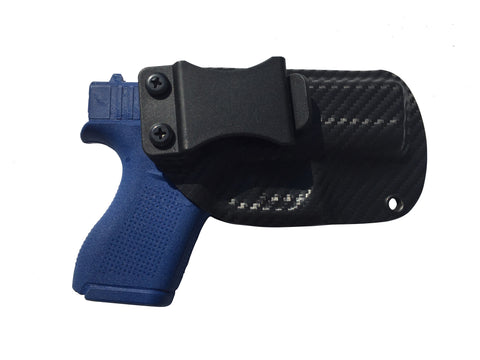 Glock 43 9mm IWB Kydex Gun Holster