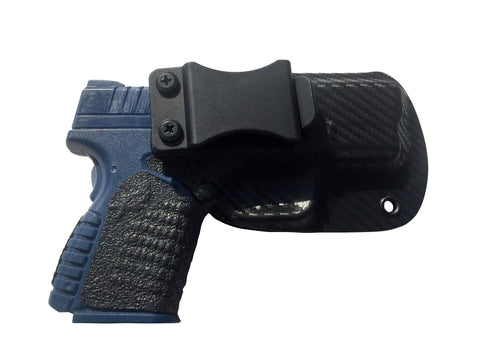 "Springfield Armory XDE 3.3"" 9/45 IWB Kydex Gun Holster"