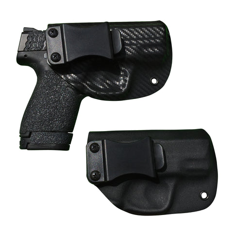 "Smith & Wesson M&P 2.0 4.25"" 9/40/45 IWB Kydex Gun Holster"