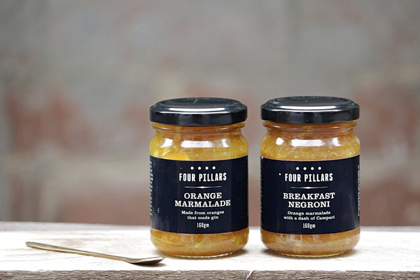 Marmalades by Four Pillars Gin