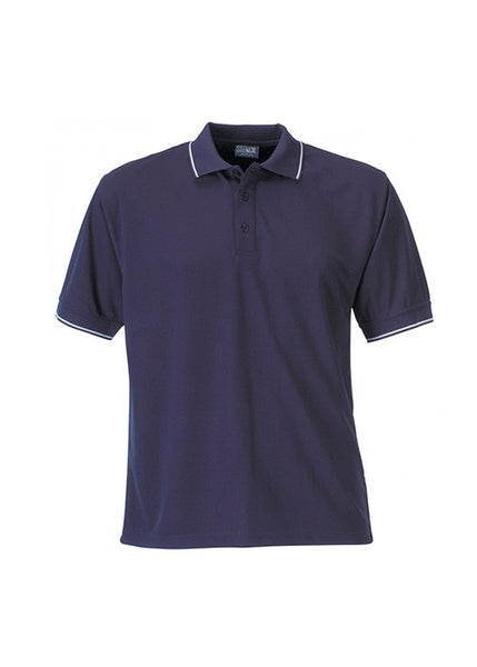 STENCIL The Lightweight Cool Dry Men's Polo