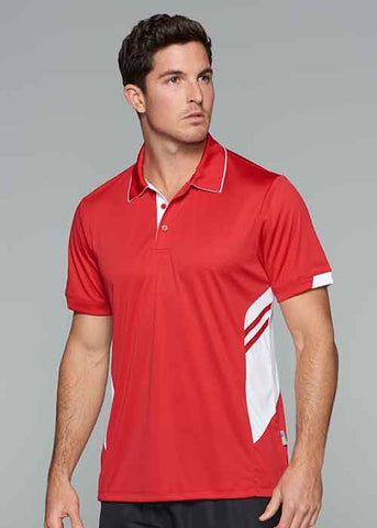 AP Tasman men's Polo (3rd 9 Colours) - Workwear Warehouse