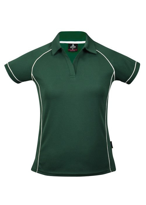 Endeavour Ladies Polo (Bright) - Workwear Warehouse