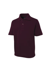 JBs 210 kids polo (dark) - Workwear Warehouse